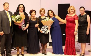 "First Lady Akıncı honoured the charity ball of the ""İngiltere Kanser Hastalarına Yardım Derneği"" (25 October 2015)"