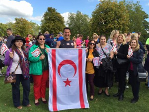 We were at Windsor Great Park to support Turkish Cypriot runner Okan Baysan at the 33rd Windsor Half Marathon (27 September 2015)